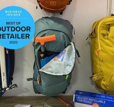 Hit the slopes with the best ski and snowboard gear from the Outdoor Retailer Snow Show 2020