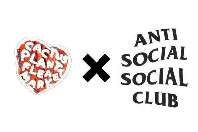 There's a Cactus Plant Flea Market x Anti Social Social Club Collaboration In the Works