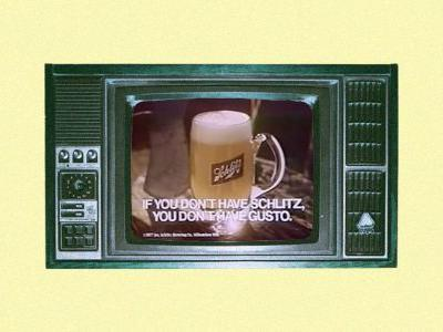 Oh, Schlitz: How a Historic Ad Campaign Helped Kill America's Biggest Beer Brand