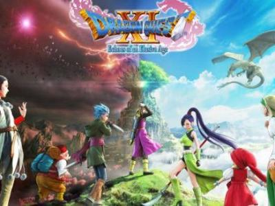 Square Enix Going to gamescom with Kingdom Hearts III, Dragon Quest XI, and More
