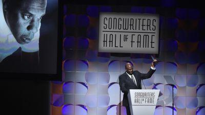 Barack Obama Honors Jay Z At Songwriters Hall Of Fame Gala