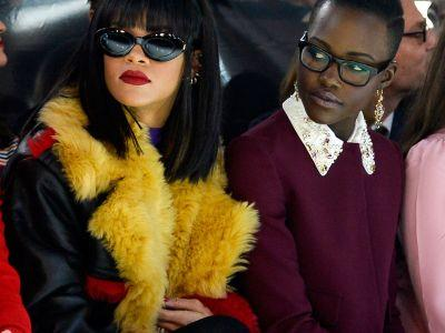 We All Owe The Internet For Making This Rihanna & Lupita Nyong'o Movie Happen