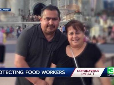 Widow files lawsuit against Safeway over husband's COVID-19 death