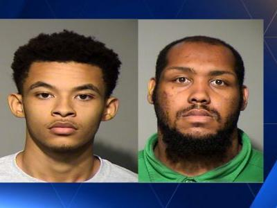 Police: Cousins charged in delivery man's death ate pizza after shooting