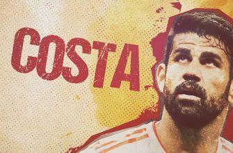 Diego Costa is thriving as the focal point of Spain's attack | 2018 FIFA World Cup™