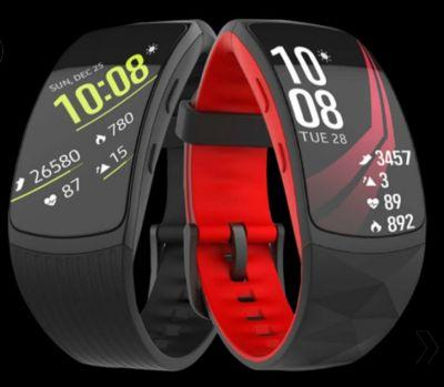 Samsung's next Gear Fit will let you plumb the briny depths and listen to music without your phone