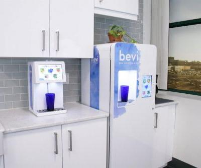 Bevi's Lands $35M for Smarter Water Cooler That Gets to Know You