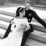 The Adorable Reason Meghan and Harry Were Laughing in This Stunning Wedding Photo