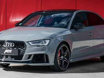 ABT Sportline Audi RS3 Headed To Essen With 460 HP