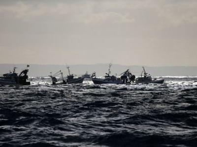 French, British Boats Clash In English Channel Over Scallop Catches