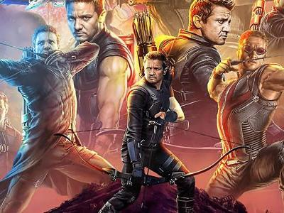 Don't Worry, Hawkeye Has His Own Thing Going on in Avengers: Infinity War