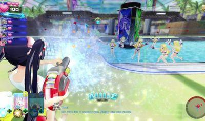 "Senran Kagura: Peach Beach Splash ""No Shirt, No Shoes, All Service"" Limited Edition Announced"