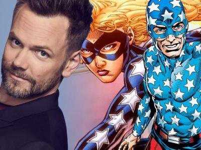 DC Universe's Stargirl TV Show Casts Joel McHale As Starman