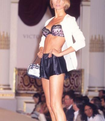 The First-Ever VS Fashion Show in 1995 Looked Wildly Different
