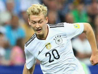 Brandt rules out Bayern Munich switch despite admitting to World Cup risk