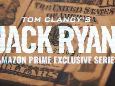 Amazon's Jack Ryan Series Promo Confirms First Trailer at NYCC