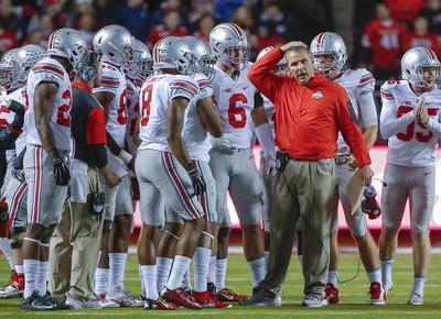 College football notebook: OSU's Meyer returns, apologizes