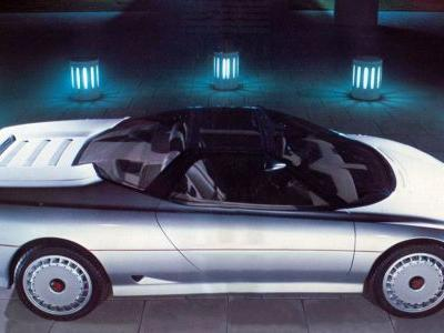It's A Shame This Mid-Engined, AWD Sports Car Of The 80s Never Happened