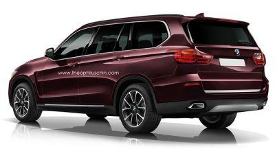 BMW X7 To Go Bentley Bentayga Hunting With Ultra-Luxurious 4-Seat Version