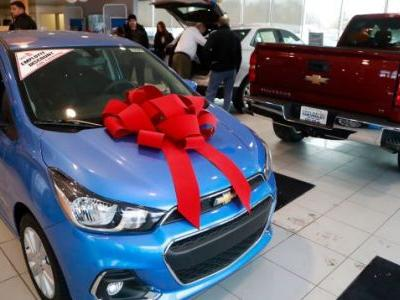 Car Sales In 2017 Weren't Great And The Future Is Looking Scary