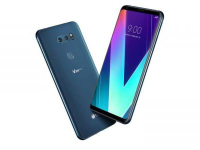 Today only, pick up the new LG V30S 128GB Android Smartphone for $600