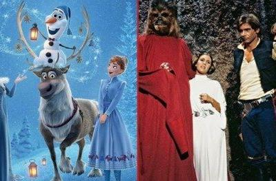 Is Olaf's Frozen Adventure the New Star Wars Holiday