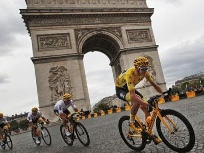 Chris Froome, 4-Time Tour De France Winner, Cleared Of Doping