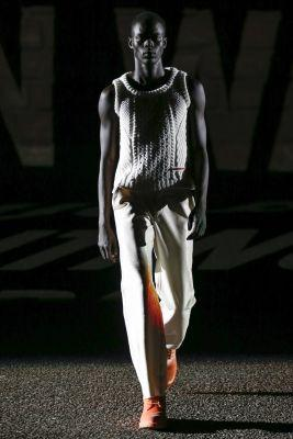 Urgency, Not Escapism - At Pitti Off-White Collaborated With Jenny Holzer