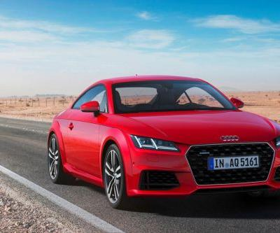 The Audi TT Is No Longer And Will Be Replaced By A Sporty EV