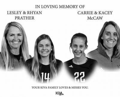 2 Kentucky moms and their 12-year-old daughters killed in crash on way to a volleyball tournament