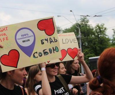 What life is really like for LGBT refugees in Ukraine
