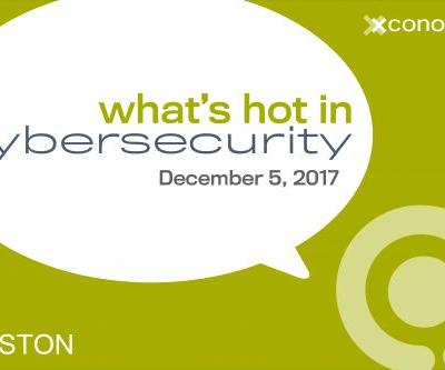Kayyem Joins Lineup for What's Hot in Cybersecurity on Dec. 5