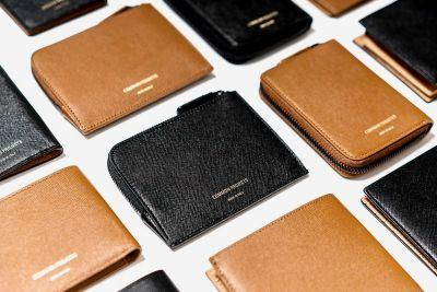 Common Projects Showcases Italian Craftsmanship in Its 2017 Fall/Winter Wallet Collection