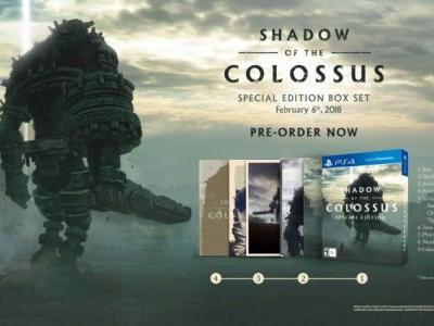 Shadow of the Colossus PS4 Pro Support Detailed, Gorgeous New Screens Released