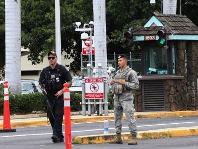 The US Navy sailor who gunned down 2 people at a Hawaii base was reportedly unhappy and in anger management