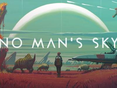 First Look at No Man's Sky Multiplayer Gameplay Finally Arrives