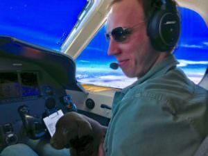 What This Airplane Pilot is Doing In This Pic Will Blow Your Mind
