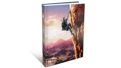 The Legend of Zelda: Breath of the Wild Spoilery Guide Listing Removed From Amazon