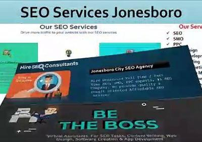 Why Companies first choose is Jonesboro City SEO Agency Hire SEO Consultants