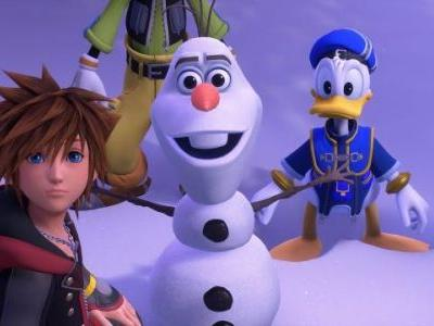 Kingdom Hearts III Dominates Italian Charts in February