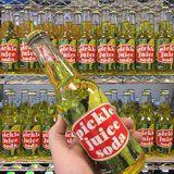 """Pickle Juice Soda Is Here and It's """"a Really Big Dill"""""""