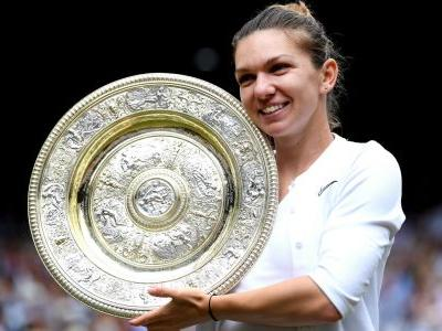 Wimbledon 2019: Simona Halep inspired by Roger Federer before defeating Serena Williams