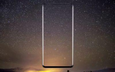 Xiaomi Mi Mix 2 teaser shows almost no bezels
