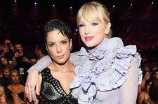 Halsey Sings Taylor Swift's 'Lover,' Says the Whole Album Is Her 'Shower Music': Watch
