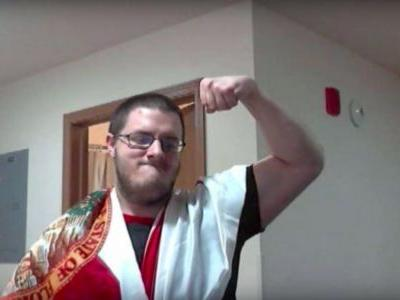 White Supremacist Leader Posted 'Lone Wolf Activist' Strategy, Was Spotted With Shooting Suspect