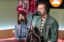 Watch Harry Styles' Breezy Cover of Joni Mitchell's 'Big Yellow Taxi'