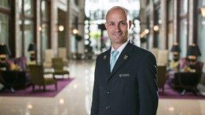 Chef Concierge at Four Seasons Hotel Gresham Palace Budapest Elected President