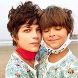 Even When the Going Gets Tough, Selma Blair's Son, Arthur, Has His Mom's Back