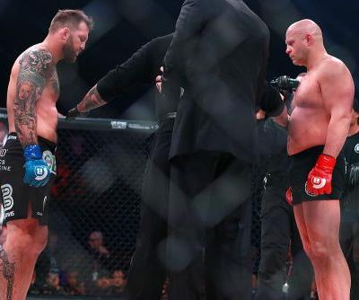 Fedor Emelianenko provides health update after KO loss to Ryan Bader at Bellator 214
