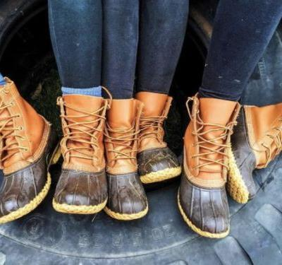 L.L.Bean is having an amazing sale on its extremely popular Bean Boots right now